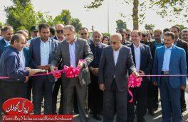 بهره برداری از پروژه های فرودگاه سردار جنگل رشت همزمان با هفته دولت