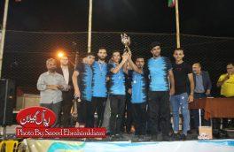 گزارش تصویری فینال فوتبال گل کوچک شهدای بجاربنه-شهرستان رشت