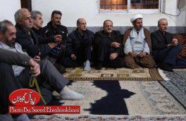 گزارش تصویری/ مراسم عزاداری ایام فاطمیه در مسجد آقاخوبان بیجاربنه