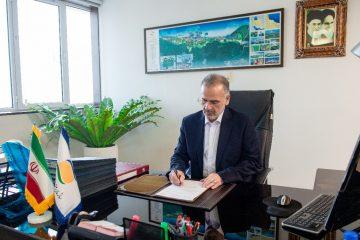 پیام قدردانی مدیرعامل سازمان منطقه آزاد انزلی از جهادگران عرصه سلامت