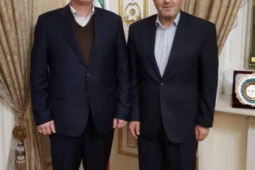 در دیدار مدیرعامل سازمان منطقه آزاد انزلی با سفیر ایران در جمهوری آذربایجان مطرح شد تقویت مسیر ترانزیتی شمال جنوب و مسیرهای جدید ترانزیت کالا به اروپا