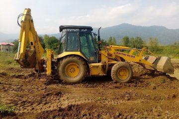 توقف عملیات تخریب اراضی کشاورزی در ماسال