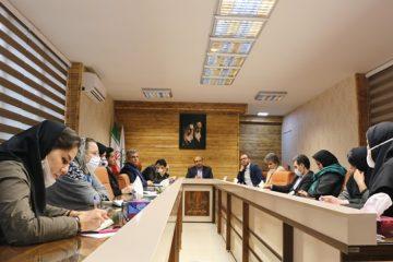 برگزاری اولین نشست هم اندیشی سازمان های مردم نهاد با مدیرکل حفاظت محیط زیست گیلان در سال جدید