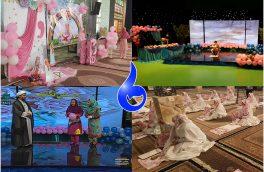 پخش جشن الفبا و جشن تکلیف از شبکه باران