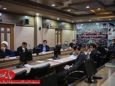 نشست مجمع نمایندگان منتخب استان گیلان با دستگاه های اجرایی