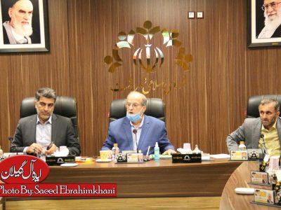 گزارش تصویری/دومین جلسه  استیضاح شهردار رشت  مجددا لغو شد