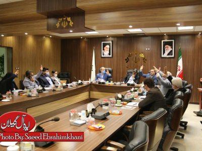گزارش تصویری/ استیضاح شهردار رشت در جلسه ۱۵۴ شورای شهر از دستور خارج شد