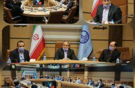 چهاردهمین جلسه شورای دانشگاه علوم پزشکی گیلان تشکیل شد