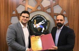 خزانه دار هیات کشتی استان گیلان منصوب شد