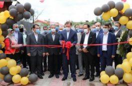 افتتاح فاز دوم مجتمع اقامتی گردشگری سپیدار رشت