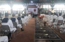 حضور دانشگاهیان علوم پزشکی گیلان در آیین «مهمانی لالهها»