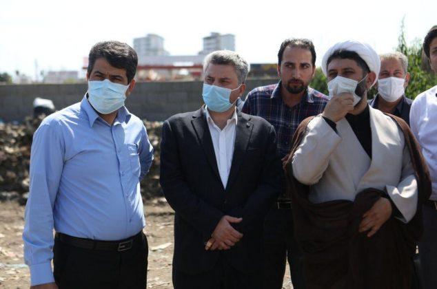 گزارش تصویری/نشست بررسی کارخانه کمپوست رودسر و بازدید کارخانه کمپوست چابکسر