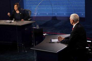 مناظره ۹۰ دقیقهای هریس و پنس؛ درباره ایران چه گفتند؟   در مناظره معاونان ترامپ و بایدن چه گذشت؟