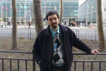 شارمین میمندینژاد آزاد شد | آزادی مؤسس جمعیت امام علی با تودیع وثیقه
