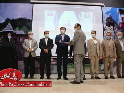 گزارش تصویری ویژه/مراسم معارفه سید محمد احمدی شهردار رشت