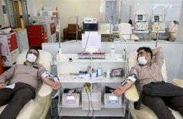 حضور تدریجی اهداکنندگان خون تا پایان زمستان ضروری است