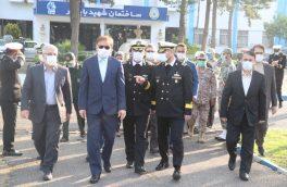 مراسم گرامیداشت روز ارتش با حضور استاندارگیلان و فرماندار رشت برگزار شد