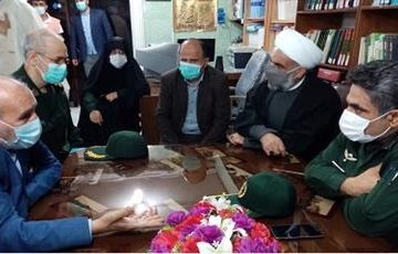 حضور بسیج حقوقدانان در زندان مرکزی رشت و اهدای کارت هدیه و بسته های معیشتی به خانواد های زندانیان نیازمند