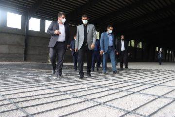 تاکید سرپرست شهرداری رشت بر تسریع در عملیات اجرایی افزایش ظرفیت کارخانه کودآلی
