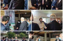 بازدید مدیرکل سازمان بازرسی استان از مرکز رشد واحدهای فناور شهرستان رودسر
