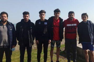 کسب عنوان ورزشکاران رشت در  مسابقات دوی صحرا نوردی قهرمانی استان(انتخابی کشور)