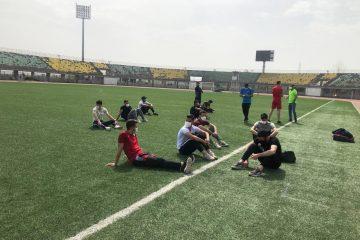 وضعیت قرمز در باشگاه سپیدرود: هجوم کرونا تمرین سپیدرود را تعطیل کرد