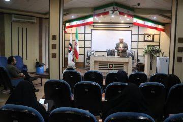 برگزاری کارگاه آموزش اصول خبر نویسی ویژه خبرنگاران و کارکنان روابط عمومی ها