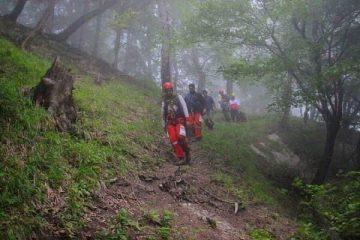 پیدا شدن گروه ۲۱ نفره کوهنوردی در ارتفاعات دیلمان